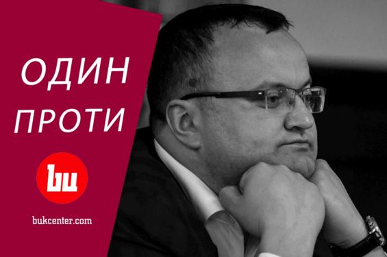 Михайло Шморгун | Одні проти всіх. Чому «фронтовики» не змогли створити більшість?